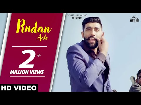Pindan Aale (Official Video) Jamie Dhillon | White Hill Music | New Punjabi Songs 2018
