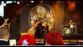 Brian Setzer's Rockabilly Riot (Feat. Dave Edmunds) @ Ace Corner Finland