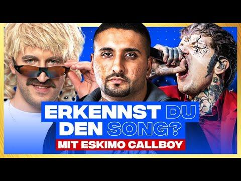 Erkennst DU den Song? (mit Eskimo Callboy) - TAG TEAM EDITION!