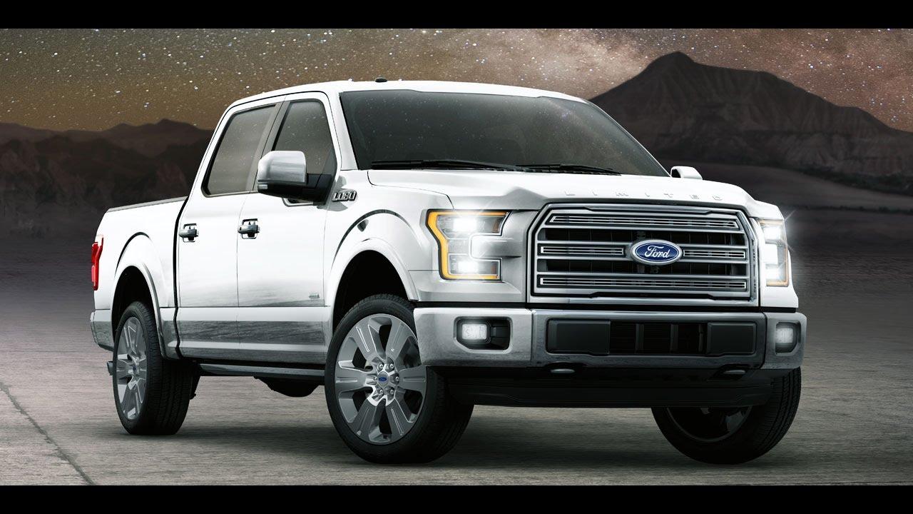 Probando Ford Lobo Platinum 2017 - YouTube