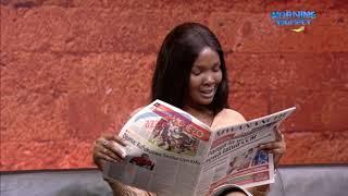 MAGAZETI YA LEO - AZAM TV 08/10/2018