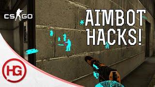 Aimbot Hacks!! (CS:GO Overwatch #5)