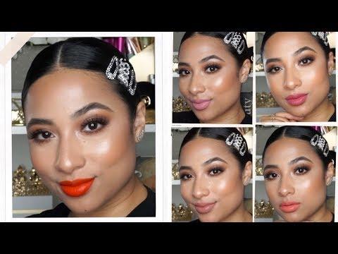 l'oreal-les-macaron-liquid-lipsticks:-lip-swatches-&-review