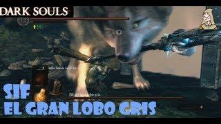 Dark Souls guia: SIF, EL GRAN LOBO GRIS - Trucos para matar a este boss || EP 27.3