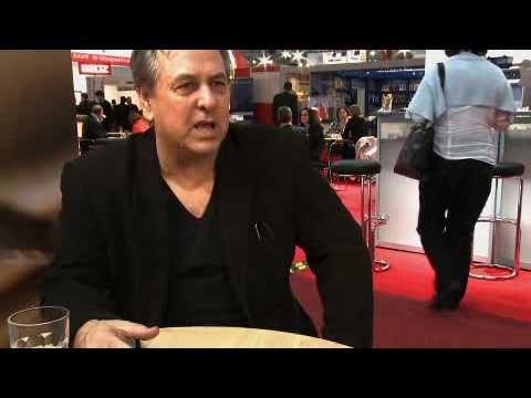 Literaturfilm-Interview Paul Hoffman - Buchtrailer