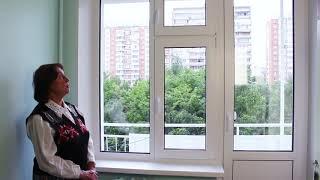Новые пластиковые окна Рехау у Нина Ивановна на ул. Ялтинская. Окнотех отзывы