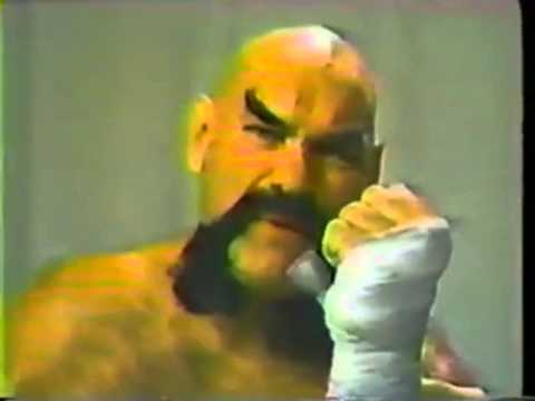 Ox Baker Tribute