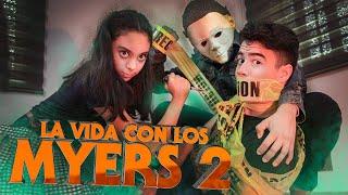 LA FAMILIA MYERS 2 - EL REALITY SHOW DE MICHAEL MYERS 2 - Changovisión