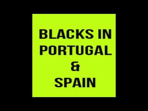 BLACKS IN PORTUGAL