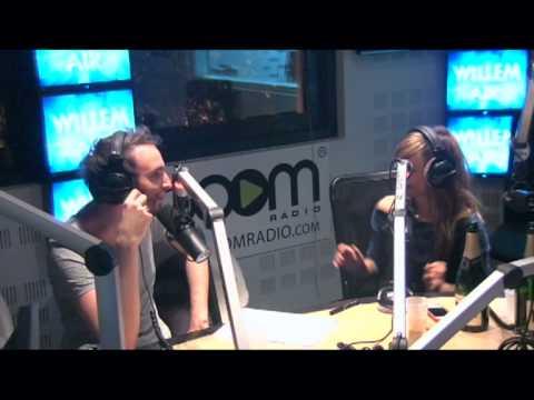 Christophe Willem animateur radio d'un soir sur WILLEM AIR.mov