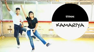 Kamariya || Dance Choreography || STREE || Step Up With Sharmili