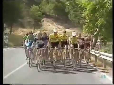 Vuelta a España 1997 - 07 Sierra Nevada Ledanois