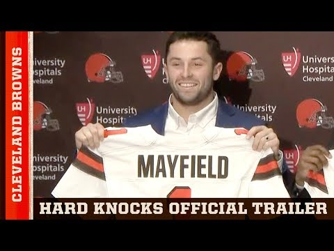 Hard Knocks: Training Camp w/ the Cleveland Browns (2018) Official Trailer | Premieres Aug. 7