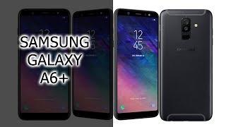 Огляд Samsung Galaxy А6 Плюс (2018)