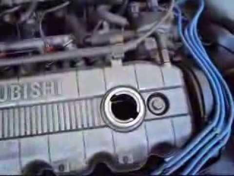 прокладка мотора для mitsubishi galant е33