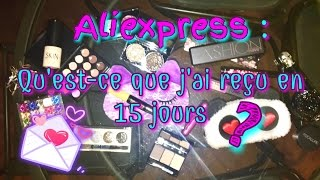 [Unboxing n°10] : ALIEXPRESS - Avril 2017