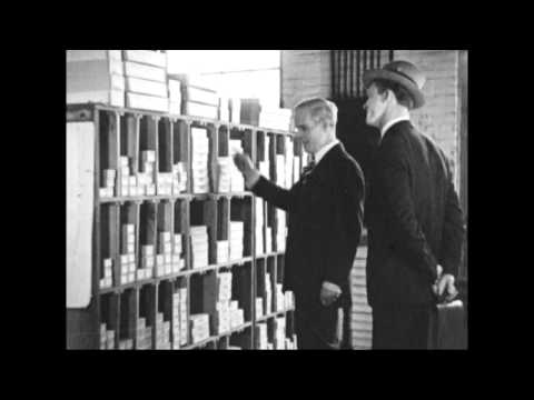 Holmes & Edwards Silver Company - Marketing film