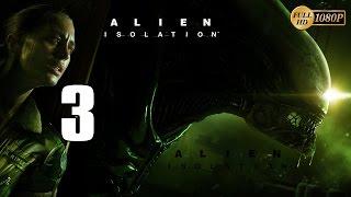 Alien Isolation Parte 3 Gameplay Español Walkthrough Capitulo 3 Verlane y Torrens (PC XboxOne PS4)