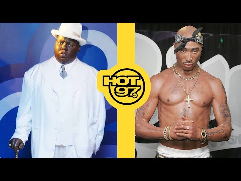 2Pac VS Biggie Verzuz Battle Possibly In The Works! Who Would Win?