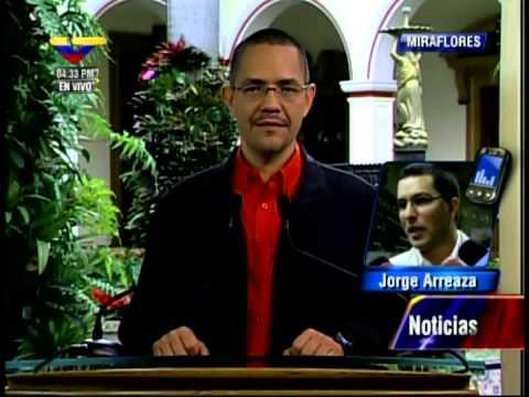 Parte médico del 16 de diciembre: Ernesto Villegas y Jorge Arreaza sobre Chávez