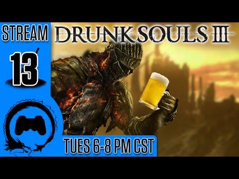 Dark Souls 3: DRUNK SOULS III - 13 - TeamFourStar