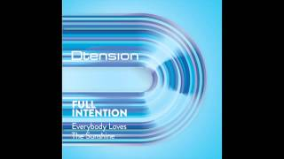 Full Intention - Everybody Loves The Sunshine (Radio Edit)