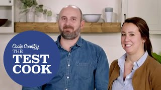 Q&A with The Cast of The Test Cook