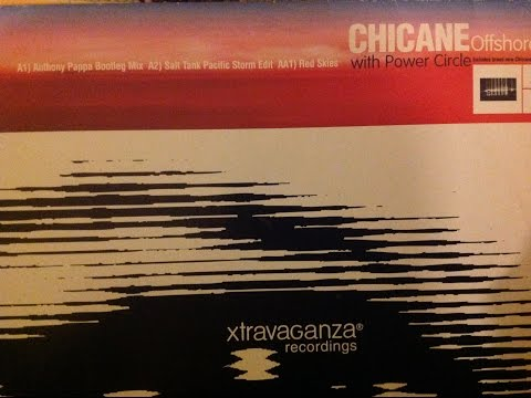 chicane offshore 97 with power circle full ep 1997 [xtravaganza records]  vinyl collection n joyyy