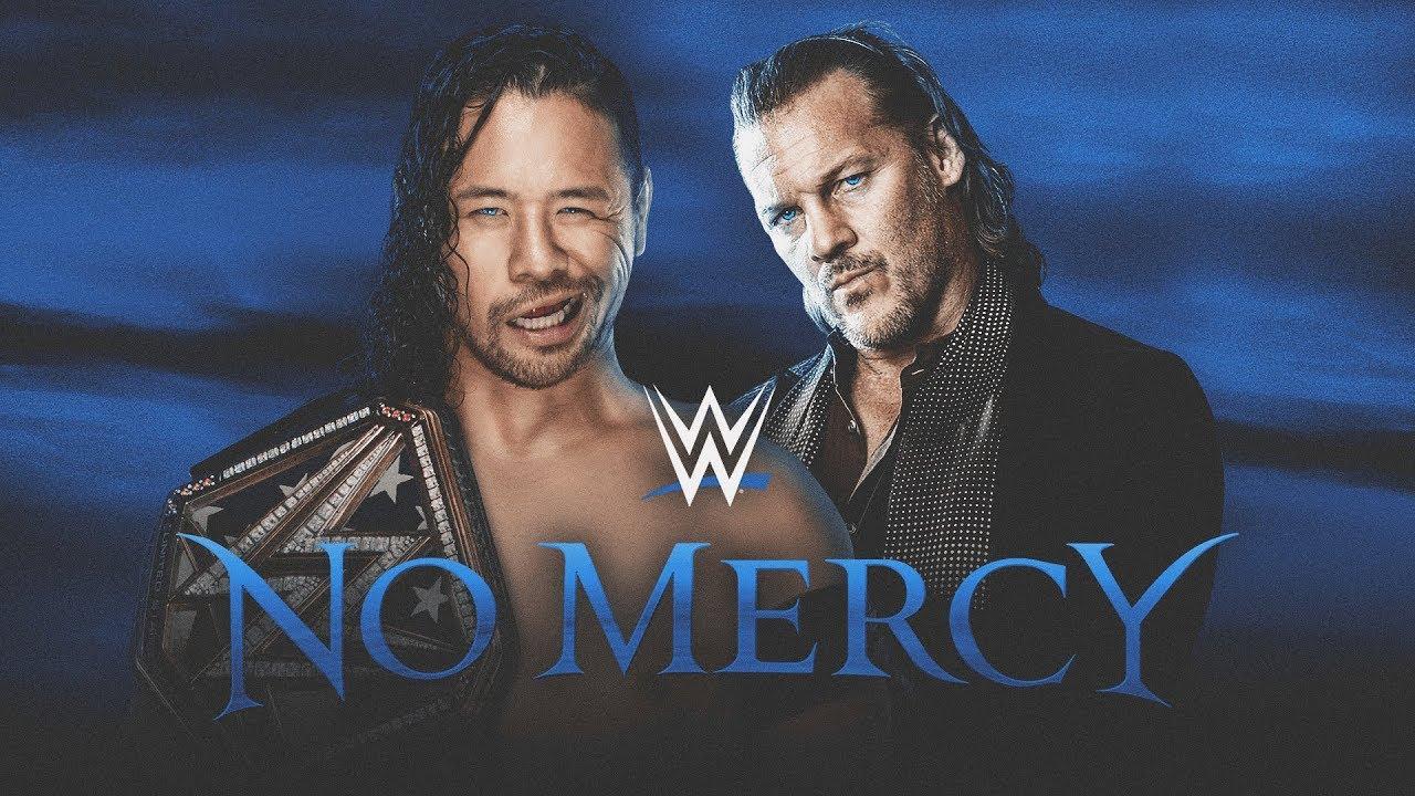 WWE 2K18 Universe Mode - No Mercy (Full Match Card)