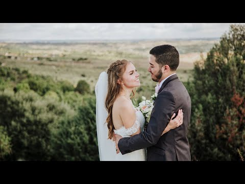 Jessid & Natalie's Wedding Video at Finca in Madrid
