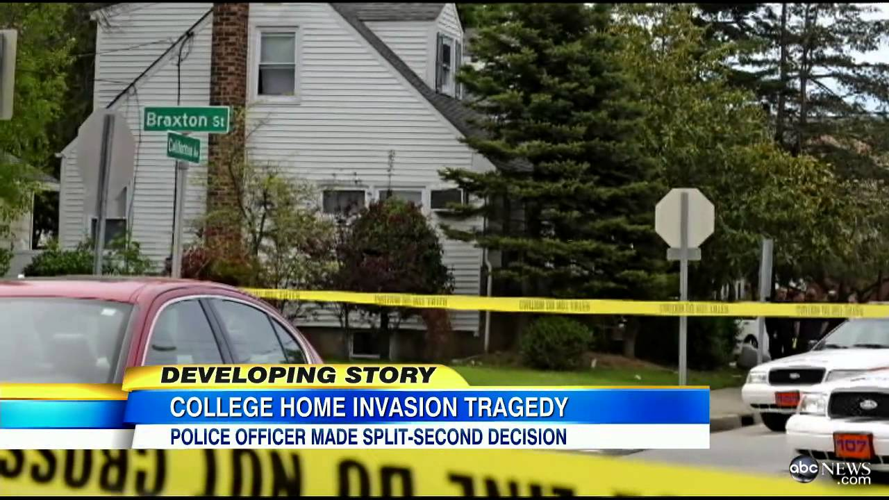 Hofstra Student Killed By Officer In Home Invasion