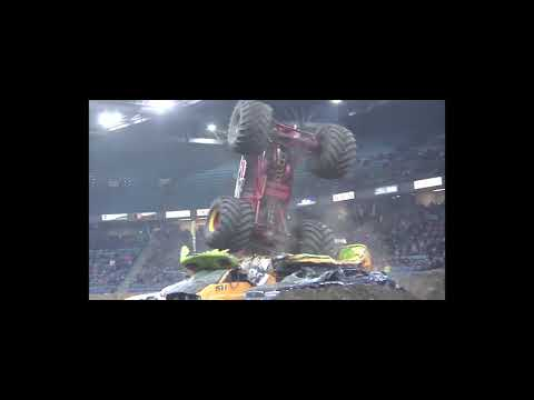 USA Raceway - Tucson Malicious Monster Truck Tour PROMO Apr 19 and 20th!