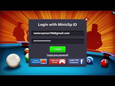 My account 8 Ball Pool hacked