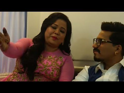 Comedian bharti singh interview by shahid kamil