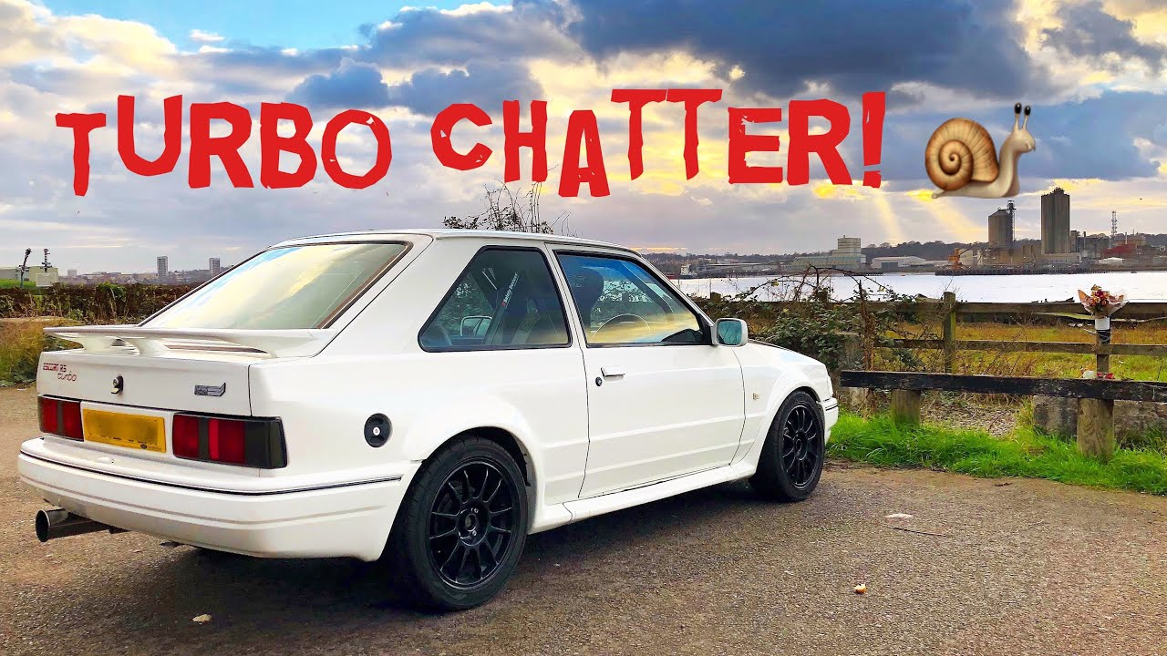Escort rs turbo a missfrie