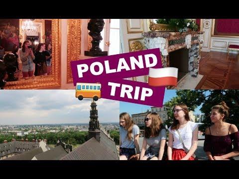 CLASS TRIP TO POLAND