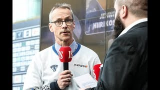 """Naisten päävalmentaja Pasi Mustonen: """"Omalla viisivuotiskaudellani ehdottomasti laadukkain joukkue""""."""
