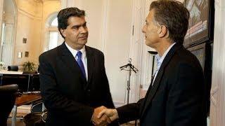 03 De Dic. Conferencia De Prensa Conjunta Entre Jorge Capitanich Y Mauricio Macri