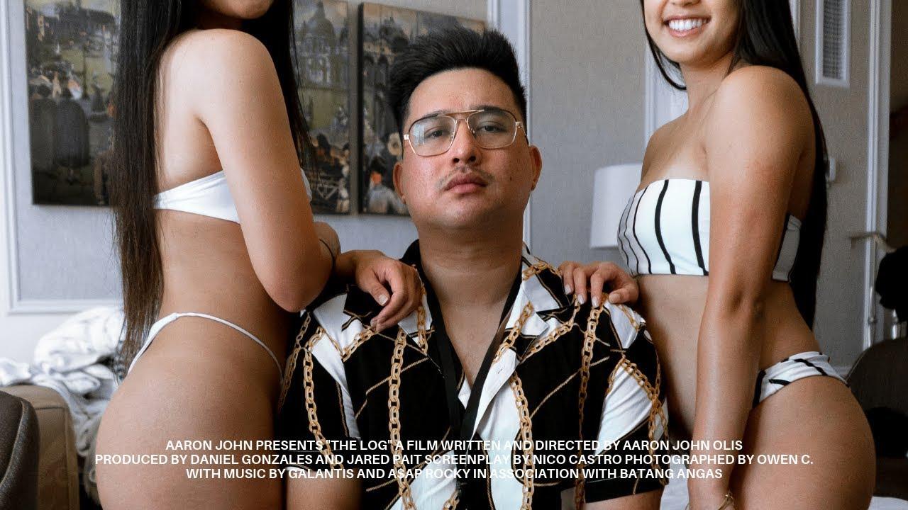 Alondra Porno making a porno in las vegas with strippers