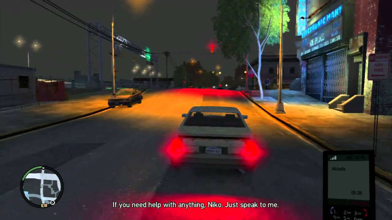 Gta 4 ps3 dating michelle
