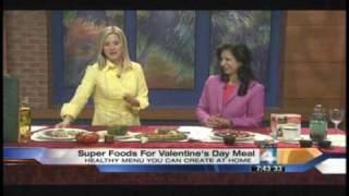 Super Foods For Health On Valentine's Day With Dr. Vandana Bhide