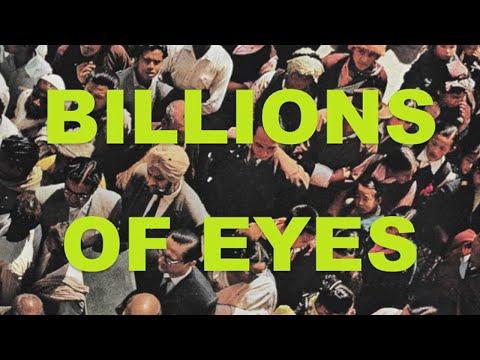 Lady Lamb - Billions of Eyes (Official Lyric Video)