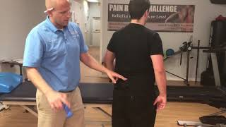 How to Relieve Low Back Pain With New Type of Physical Therapy