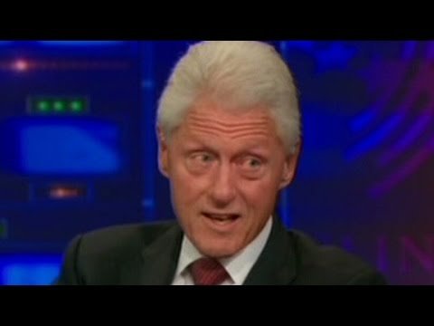 Bill Clinton: We can't win Iraq land war