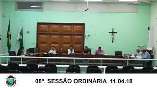 Sessão da Câmara 11.04.18