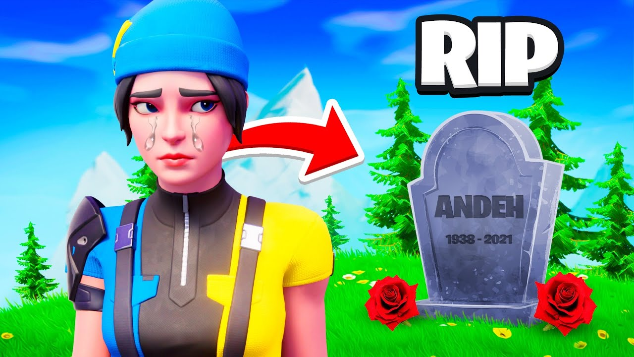 Andeh Died...(R.I.P)