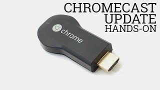 Chromecast Update - Plex, Realplayer, Pandora & More!