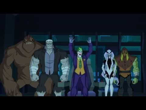 Бэтмен нашествие монстров мультфильм 2015