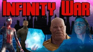 Avengers Infinity War Trailer Reaction Review | Top 5 Avengers Infinity War Trailer Breakdown