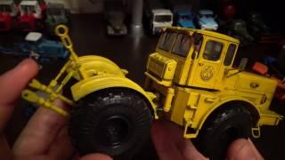 видео Купить масштабную модель Петербургского тракторного завода (Кировский завод) в интернет-магазине Agat-M